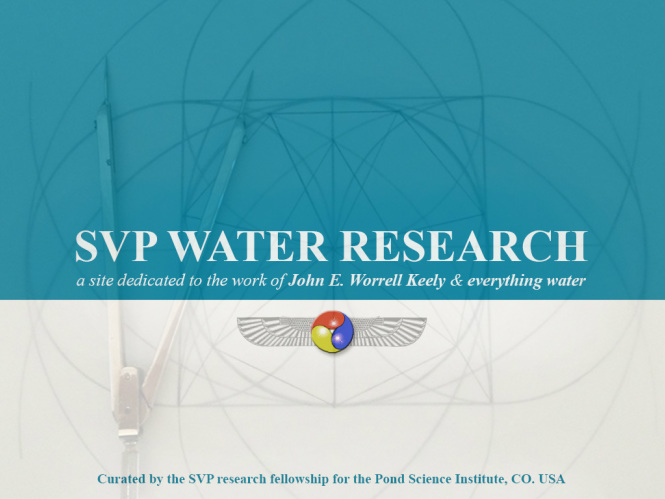 SVP Water Research