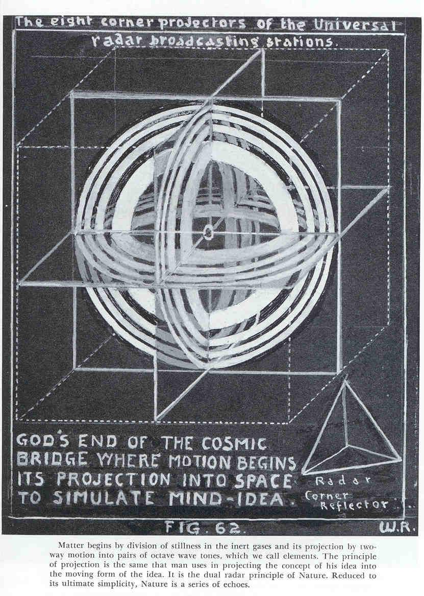 God's End of the Cosmic Bridge