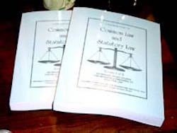 Common and Statutory Law Self Study Course
