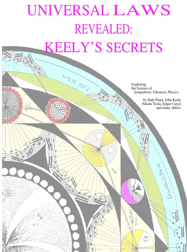 Universal Laws Revealed: Keely's Secrets