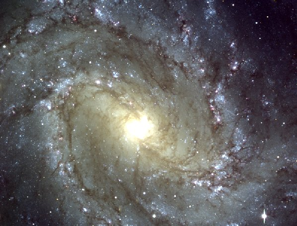 Spontaneously created Vortex or Gyroscopic motions as conflictions or antagonisms between Light and Dark zones, Galaxy