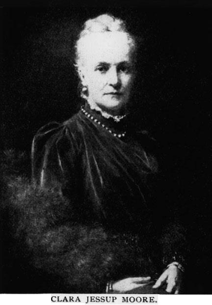 Clara Jessup Bloomfield-Moore