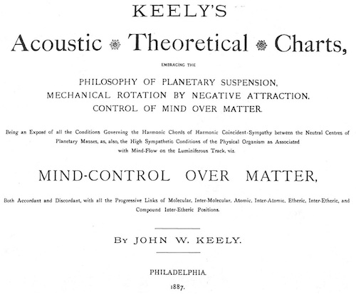 Cover of Keely's Acoustic Charts book