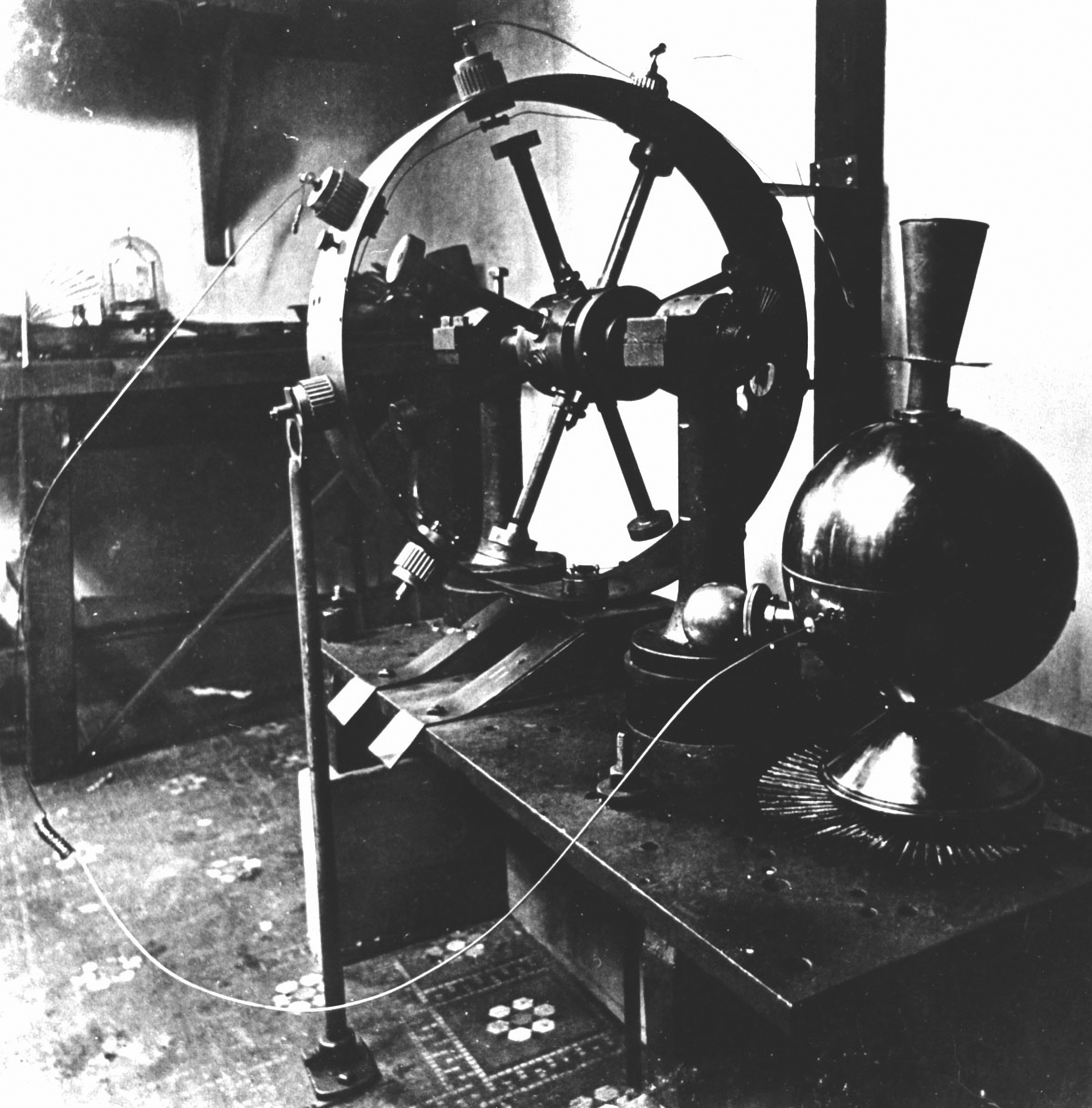 Wheel Motor and Accumulator