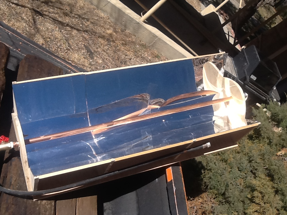 Solar Concentrator - Prototype