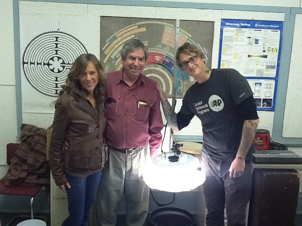 Lindsay, Jeremy and Dale