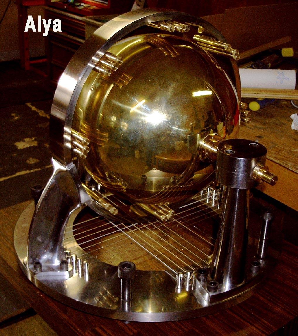 Alya, Dynasphere #5