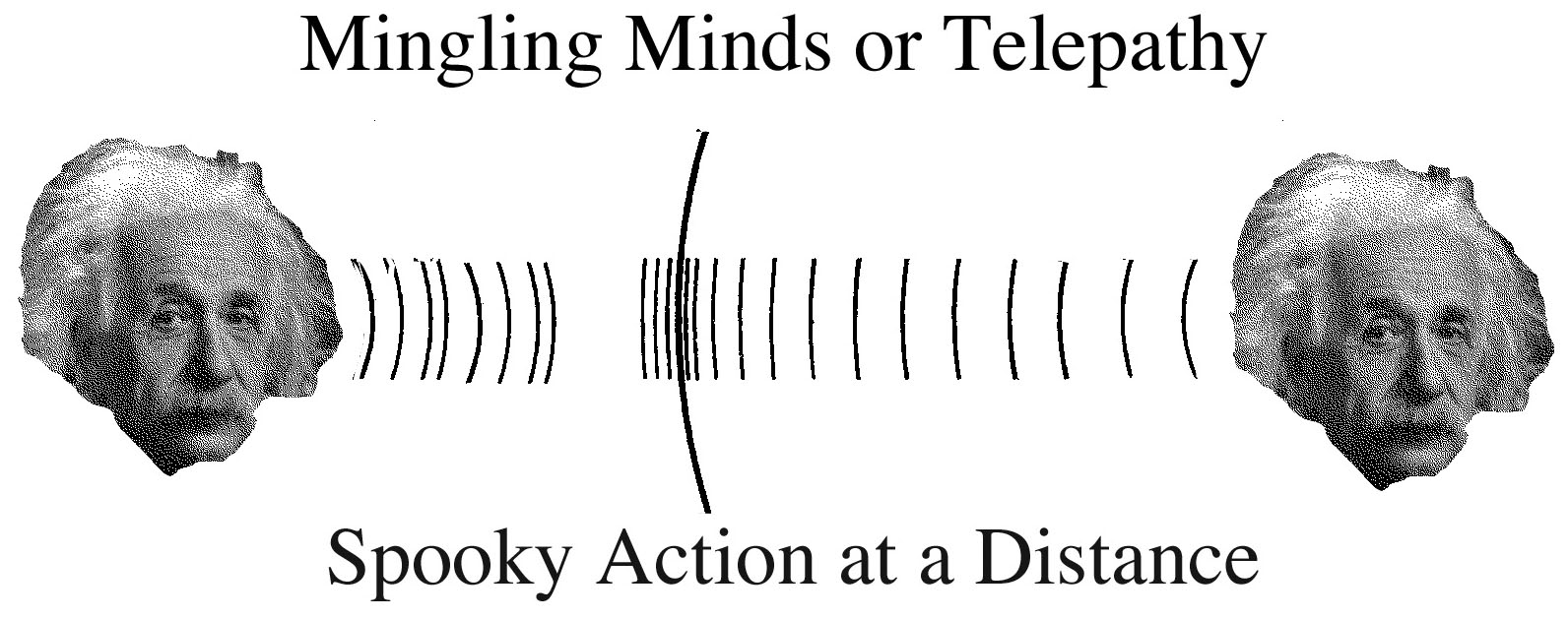 Telepathy = Sympathetic Vibration