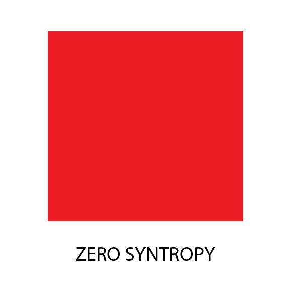 Zero Entropy