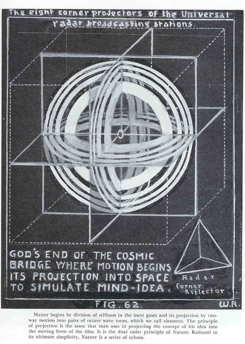 God's End of the Cosmic Bridge