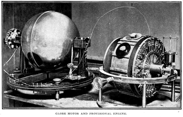 Globe Motor