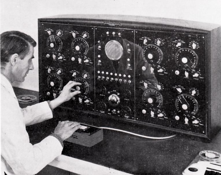 Radionic Instrument